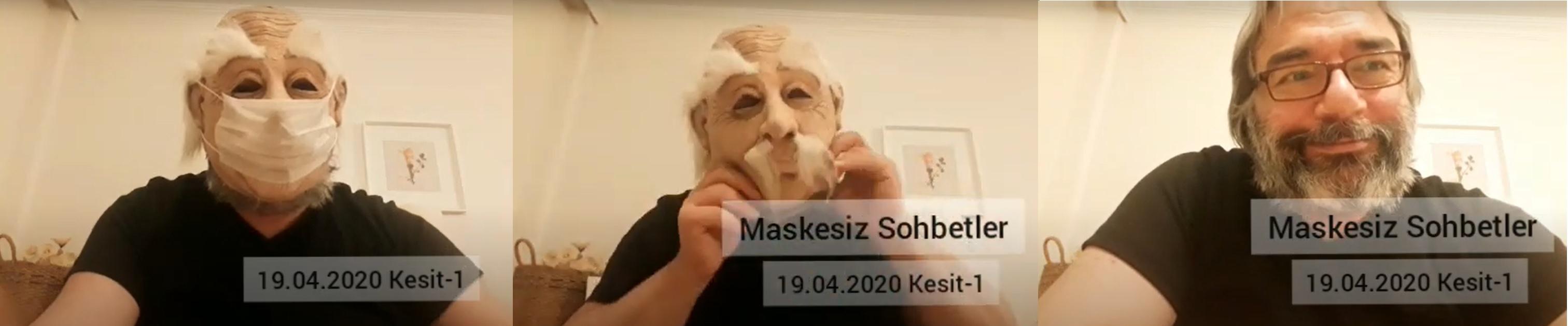 Maskesiz Sohbetler